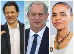 Haddad, Ciro e Marina Silva tem propostas para LGBTI+ nas eleições 2018