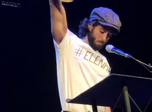 Ator Diego Sans adere ao #EleNão