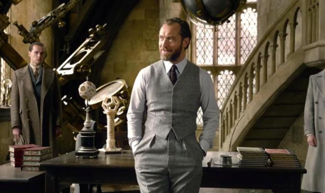 Homossexualidade de Dumbledore será explorada?
